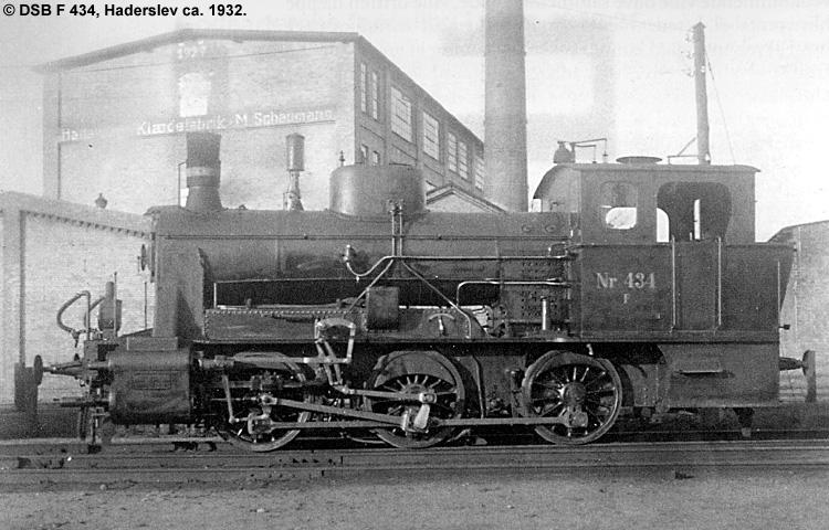 DSB F 434