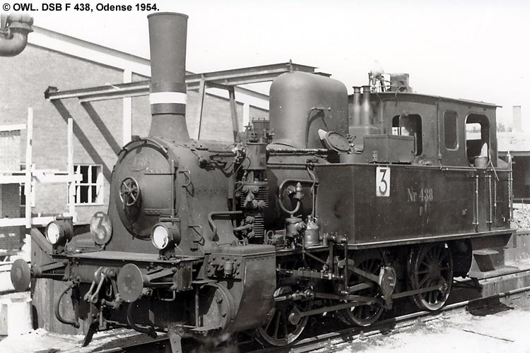 DSB F 438