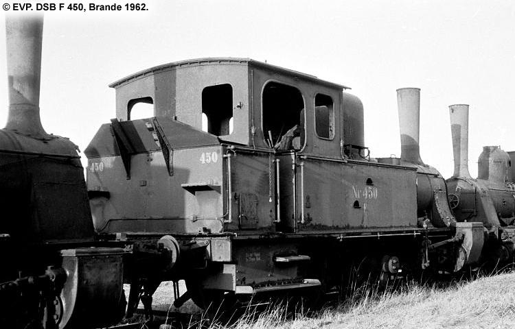 DSB F 450