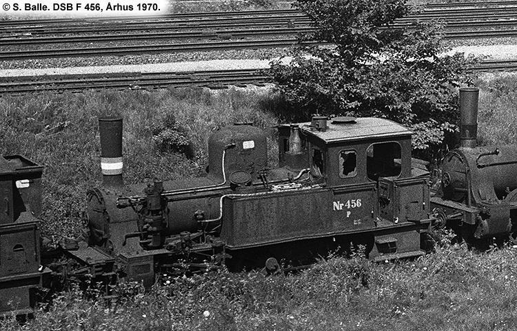 DSB F 456