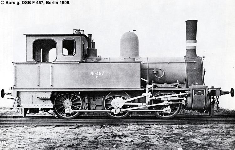 DSB F 457