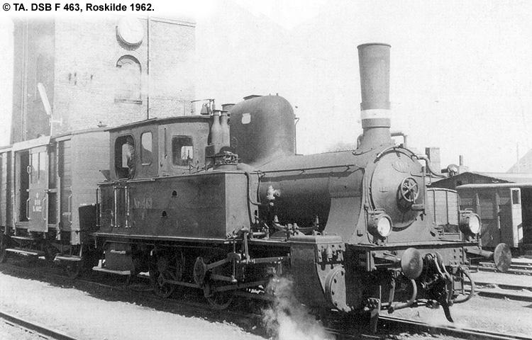 DSB F 463