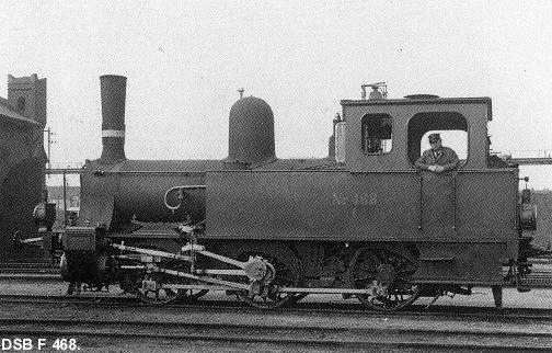 DSB F 468