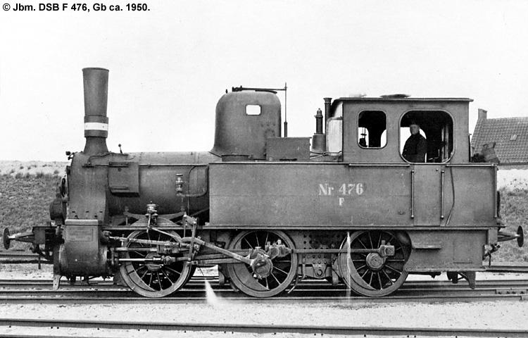 DSB F 476