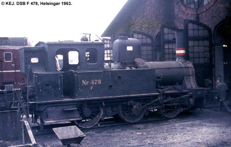 DSB F 478