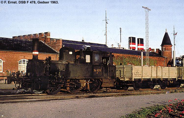 DSB F478 1