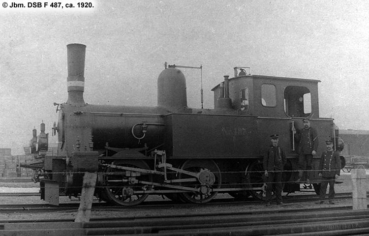 DSB F 487