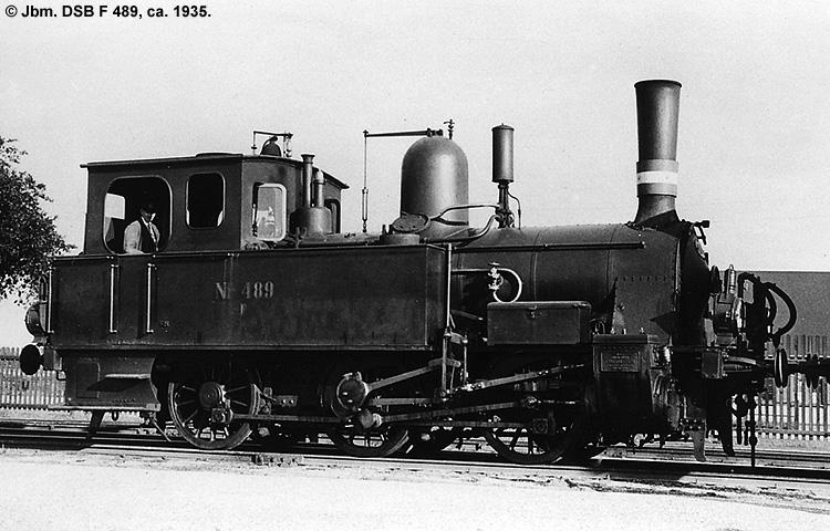 DSB F489