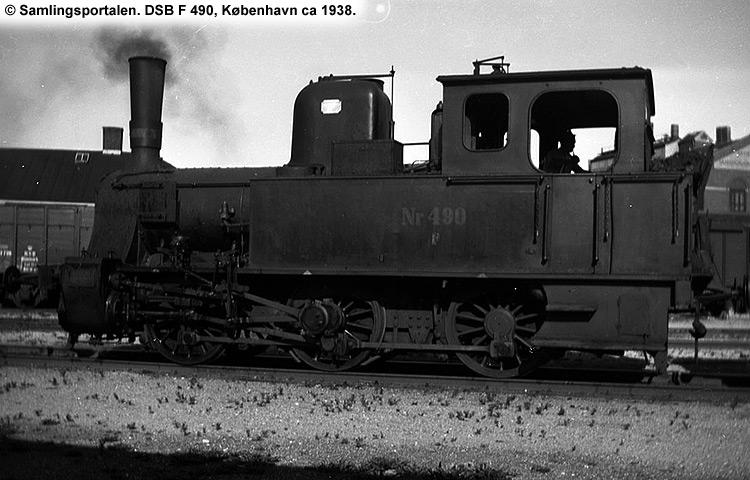 DSB F 490
