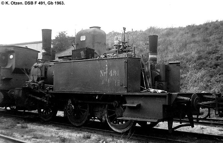DSB F491