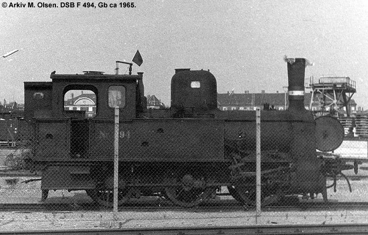 DSB F 494