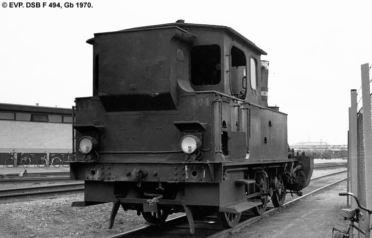 DSB F494 1