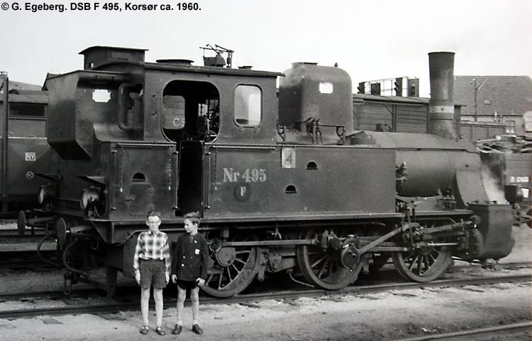 DSB F 495