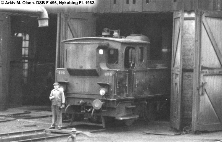 DSB F496