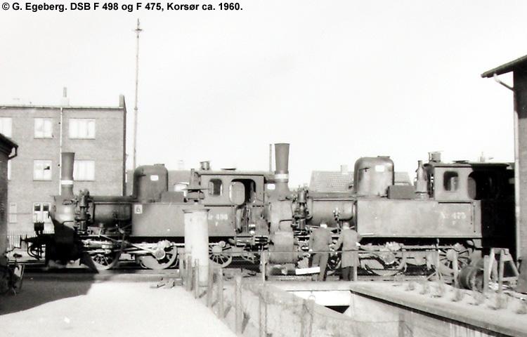 DSB F 498