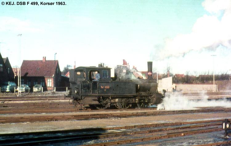 DSB F 499