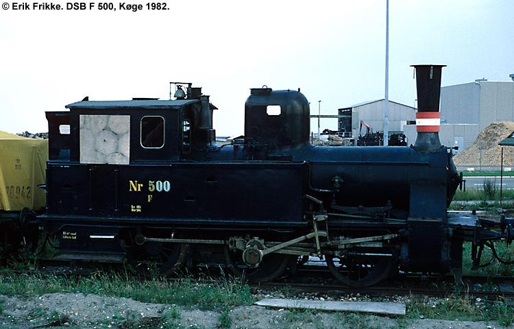 DSB F 500