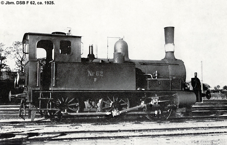 DSB F 62