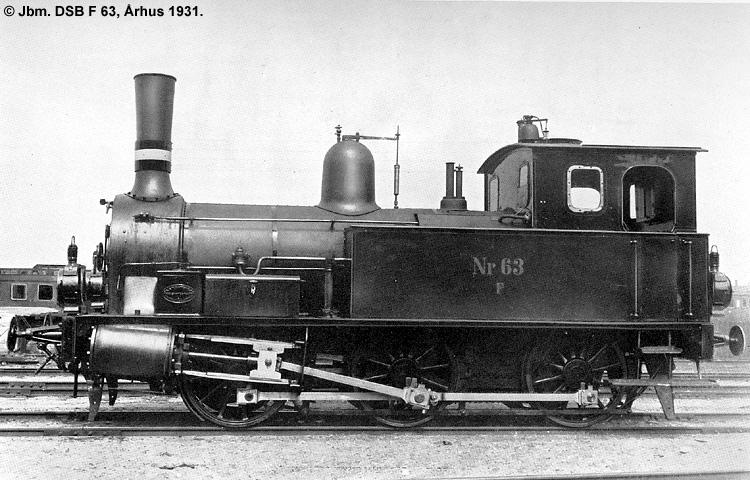 DSB F 63