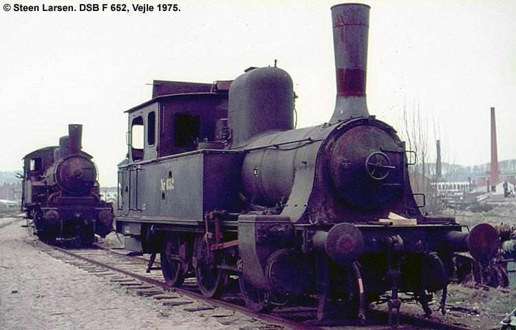 DSB F 652