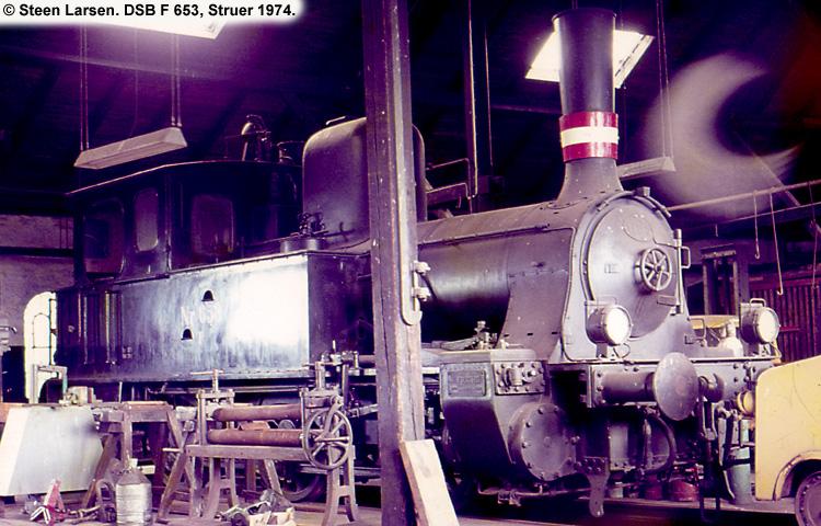 DSB F 653