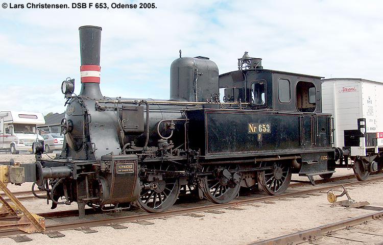 DSB F653