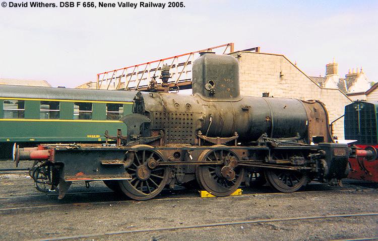 DSB F 656