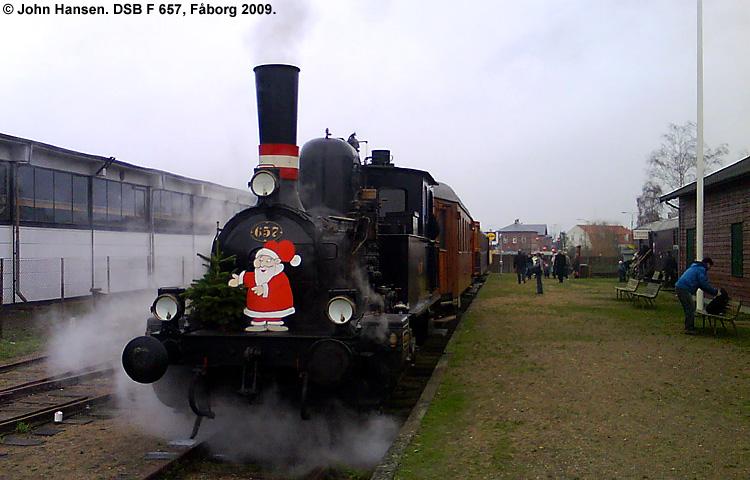 DSB F657