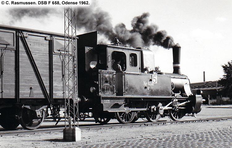 DSB F 658