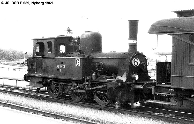 DSB F659