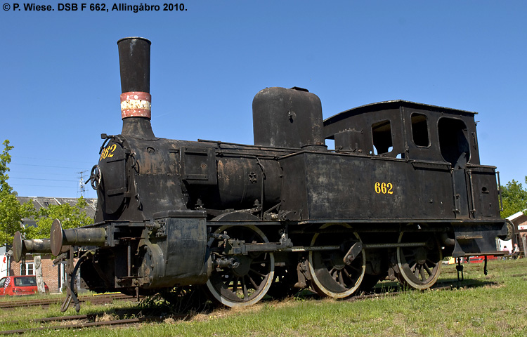 DSB F 662