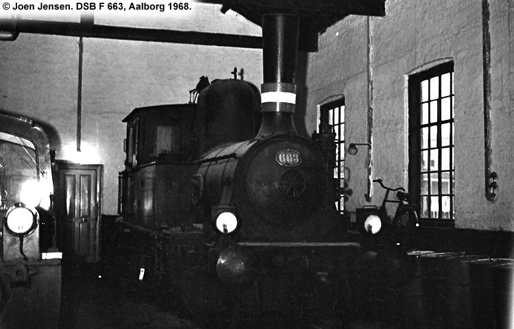 DSB F 663