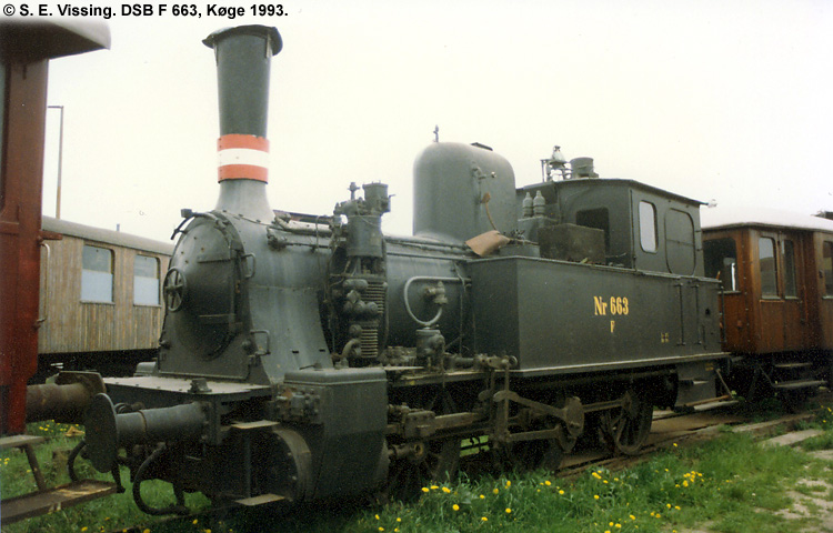 DSB F663