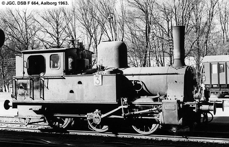 DSB F664