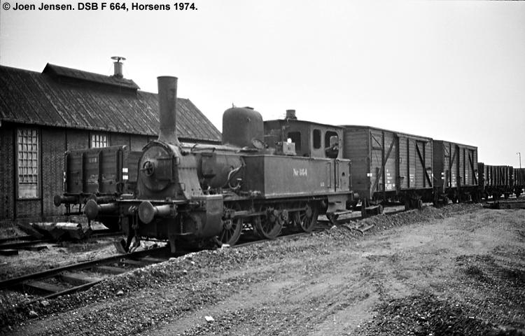 DSB F 664