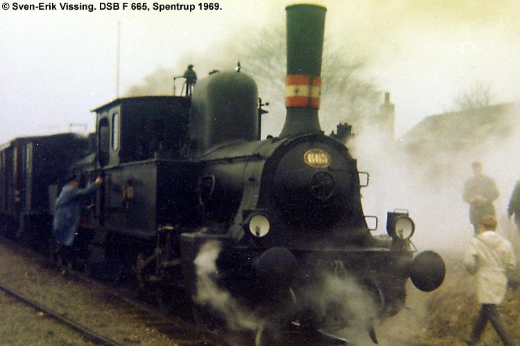 DSB F 665