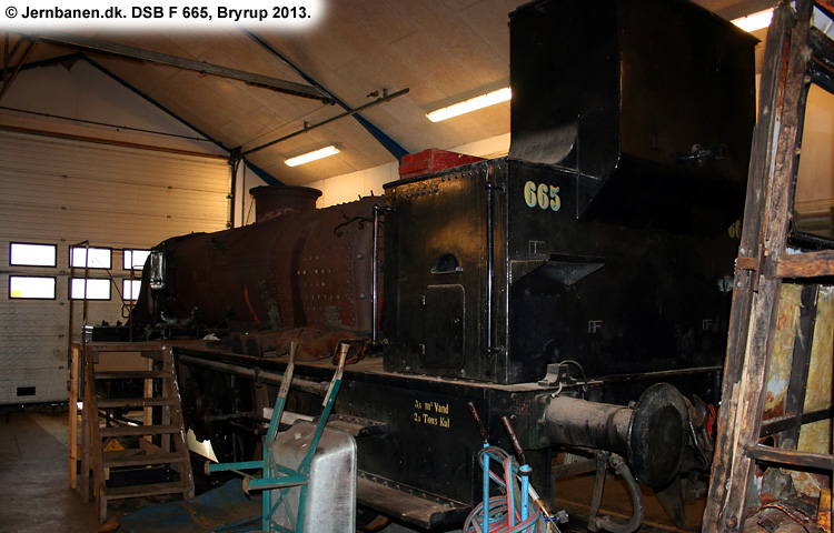 DSB F665