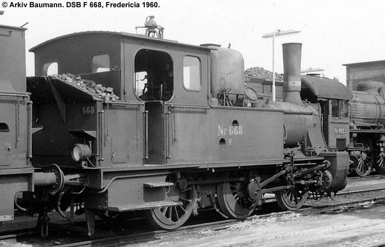 DSB F 668