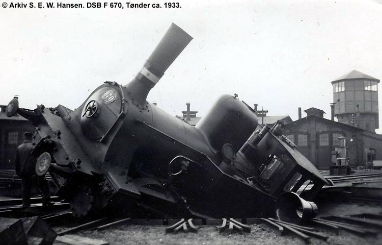 DSB F 670