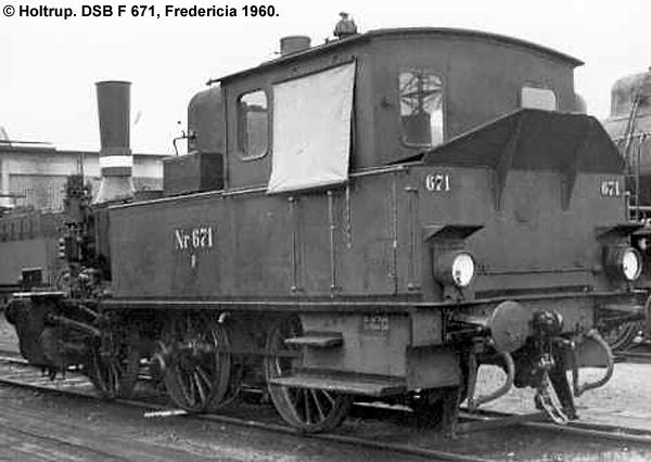 DSB F 671