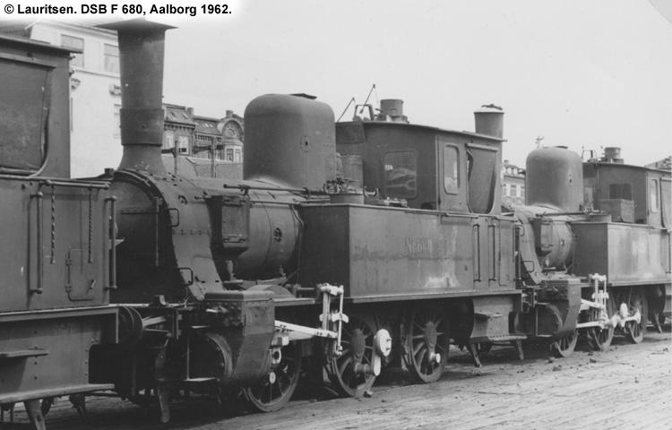 DSB F 680
