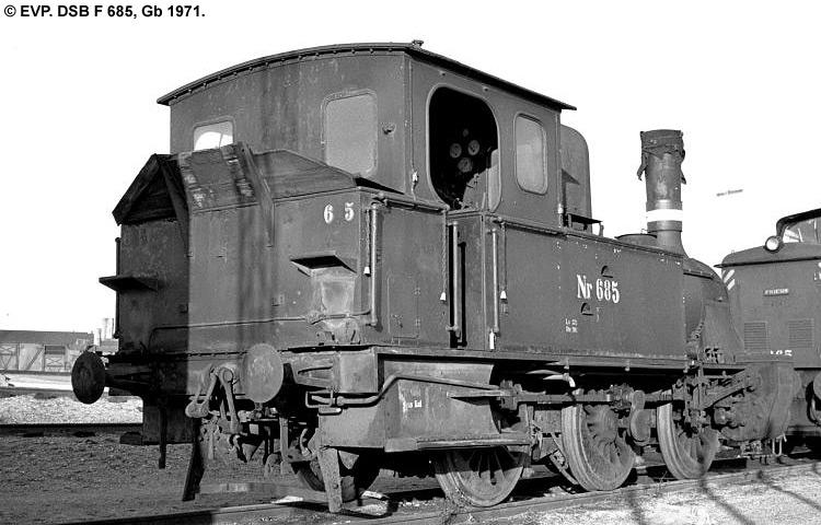 DSB F 685