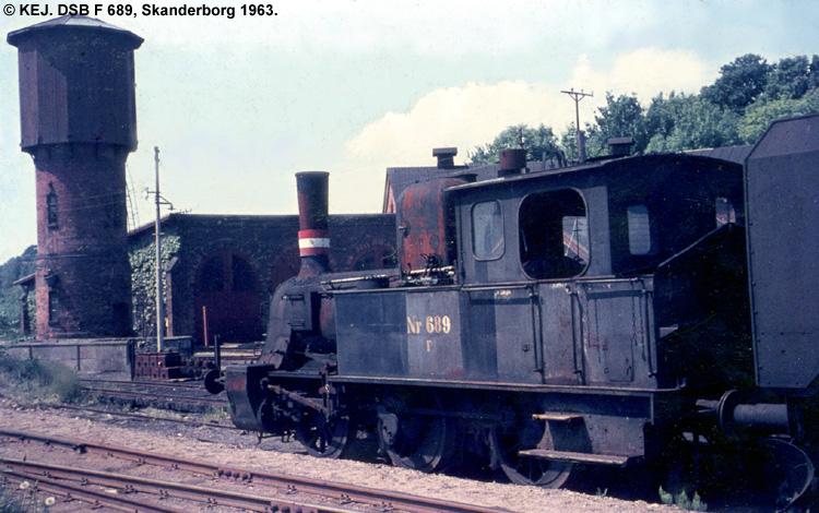 DSB F 689