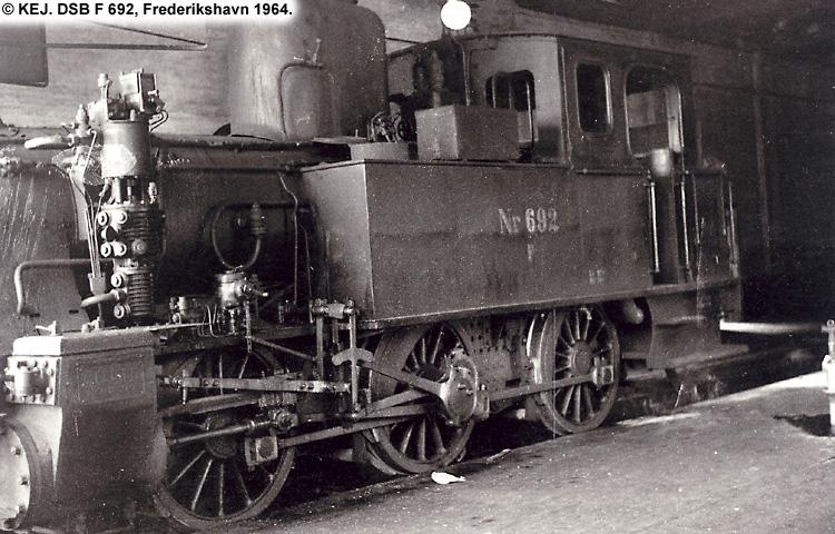 DSB F 692