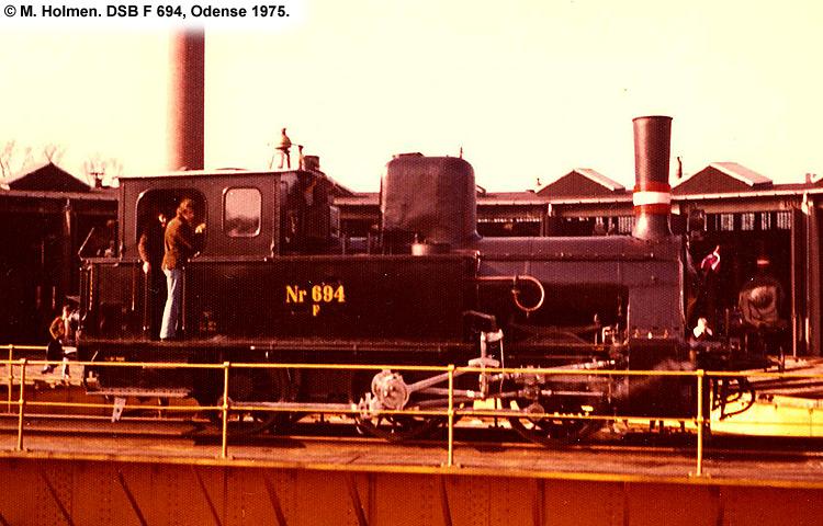 DSB F694 1