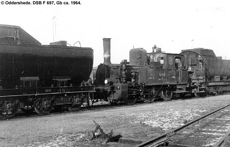 DSB F 697