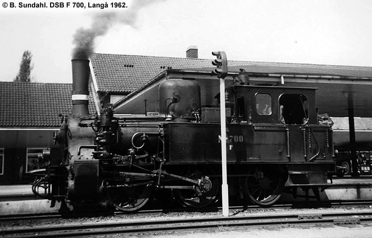 DSB F700
