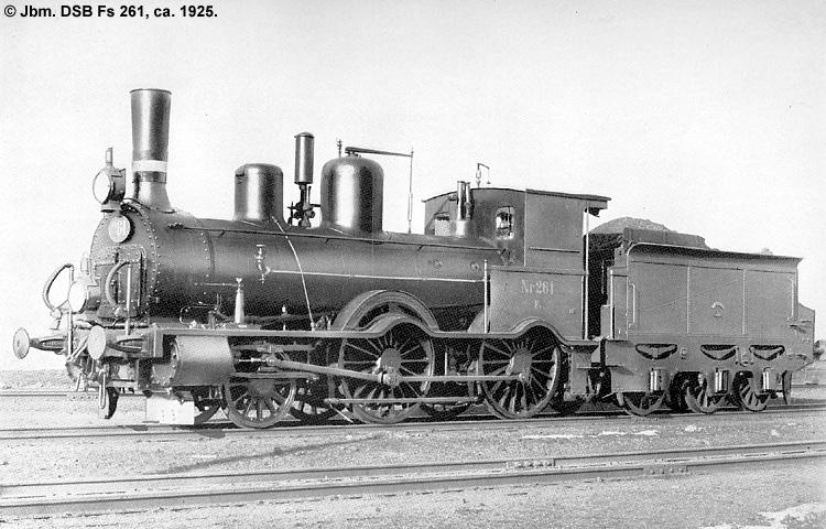 DSB Fs 261