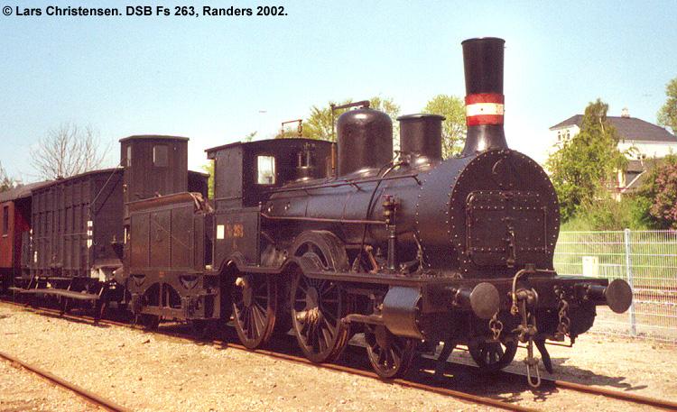 DSB FS 263