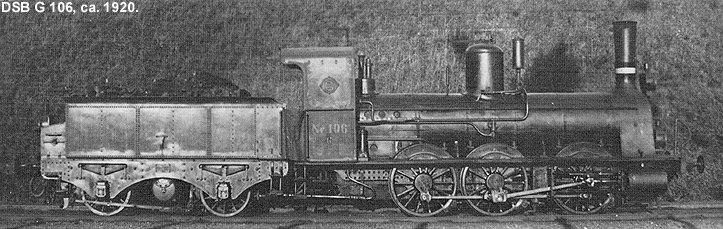 DSB G 106